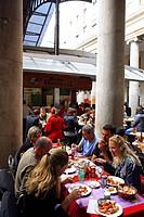 Spain, Catalonia, Barcelona, Barrio Gotico, Mercat San Joseph