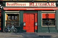 Ireland, County Cork, Cork, Beale Street Bluesbar