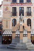 Italy, Sardinia, Carbonia Iglesias province, Iglesias, the old town