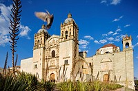 Mexico, state of Oaxaca, Oaxaca, historical center listed as World Heritage by UNESCO, Santo Domingo church