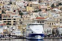 Syros, Cyclades Islands, Greece, Europe