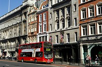 United Kingdom, London, Mayfair, Fortnum and Mason shop