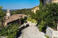France, Vaucluse, Provence, Luberon, Joucas
