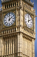 Big Ben clock tower, London, UK