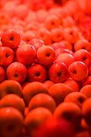 red apples for sale