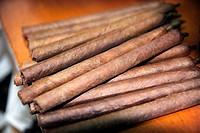 Cigars, Trinidad, Sancti Spíritus, Cuba