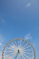 Ferris wheel at Oktoberfest, beer festival, Munich, Germany