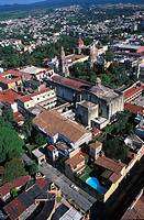 Cathedral. Cuernavaca. Morelos. Mexico