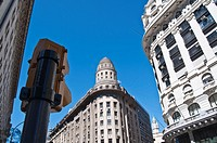 Office buildings in downtown Buenos Aires, Argentina