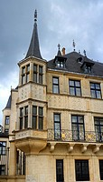 Palace of Grand Duke, Luxembourg