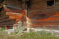 St. Nicholas wooden church 1588, 1759, Svaliava, Zakarpattia Oblast Transcarpathian Oblast, Transcarpathia, Zakarpattya, Subcarpathian Rus, Ukraine