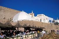 Tunisia, Hammamet, seaside medina