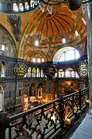 Turkey, Istanbul, historical centre listed as World Heritage by UNESCO, Sultanahmet District, Hagia Sophia Basilica