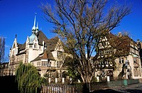 France, Bas Rhin, Strasbourg, Lycee International International high school