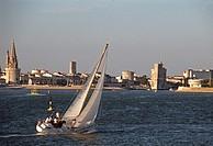 France, Charente Maritime, La Rochelle, harbour