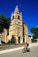 France, Drome, La Chapelle en Vercors