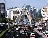 Clock Tower round about, Deira, Dubai