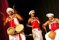 Traditional music group, Colombo, Sri Lanka
