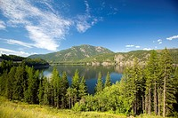 Moyie Lake, British Columbia, Canada