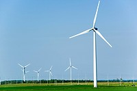 wind turbines, Shellburne, Ontario, Canada, wind energy, alternate energy