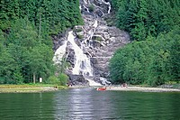 Granite Falls Provincial Park, Indian Arm, British Columbia, Canada
