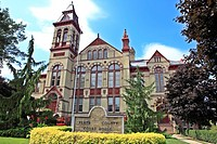 Perth County Court House, Stratford, Ontario, Canada