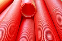 Red pipes