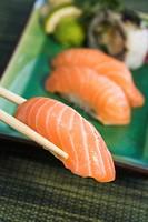 Sushi close_up.