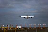 An aeroplane Sweden
