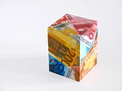 EURO notes _ box