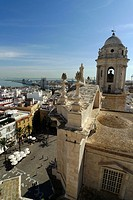 Cadiz Cathedral, Plaza de la Catedral, Cadiz, Spain
