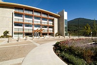 Quest University, Squamish, BC, Canada