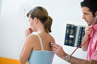 AUSCULTATION, WOMAN Models