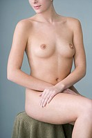 NUDE WOMAN Model (thumbnail)