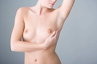BREAST SELF EXAMINATION Model