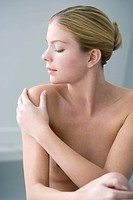 SHOULDER PAIN IN A WOMAN Model (thumbnail)