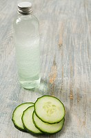 Cucumber and cleanser