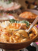 Kimchee nabe Hot Pot