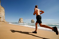 Footing - Great Ocean - Australie Photo: Xavier Cailhol