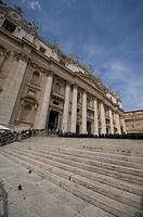 san pietro in vaticano, rome, lazio, italy