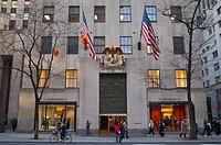 5th avenue, new york, usa