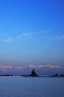 Tateyama Mountains from Amaharashi