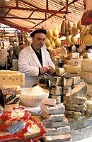 syracuse, street market, sicily, italy