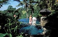 Bali, hotel Pita Maha, Ubud