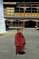 bhutan, portrait