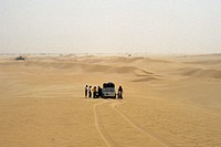 mauritania, four wheel drive