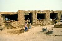 niger, agadez, tuareg land