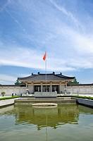 Asia, China, Shanxi, Bao_ji City, Shaanxi History Museum
