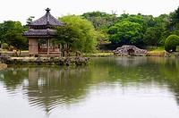 Asia, Japan, Okinawa, Naha, Shikinaen, UNESCO, World Cultural Heritage