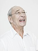 Smiling senior man (thumbnail)